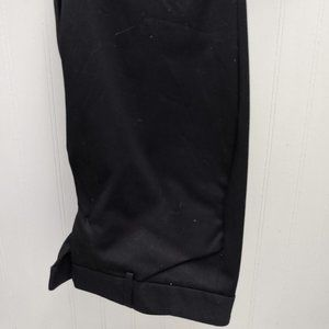 Express Editor Black Trousers Size 0S